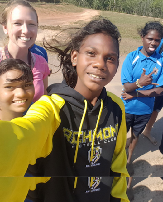 Teaching in the Tiwi Islands