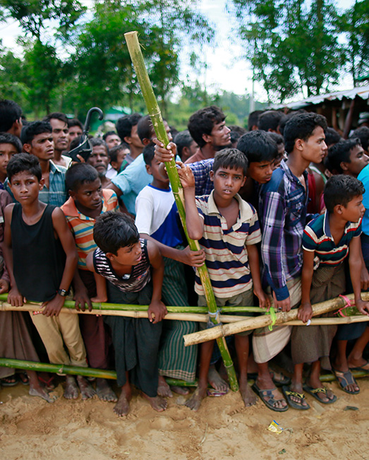 Human rights in Myanmar