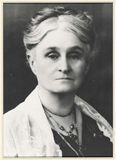 Edith Cowan, National Library of Australia, PIC/6846