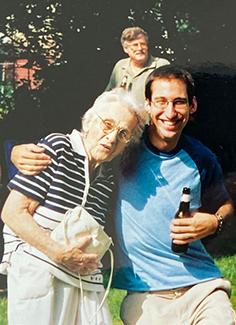 Noah Riseman's grandmother's personal archive